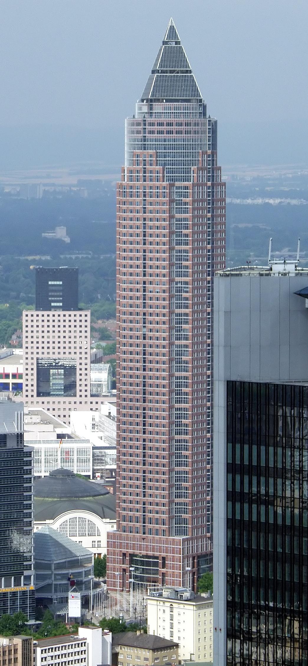 Frankfurt am Main Messeturm